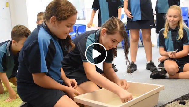 Do you know what we get up to in the STEM lab? Principal Paul Rayner explains how the learning space and technology are used.